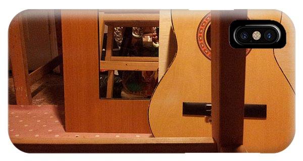 Edgeworth Acoustic Guitar IPhone Case