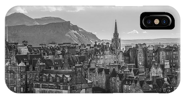 Edinburgh - Arthur's Seat IPhone Case