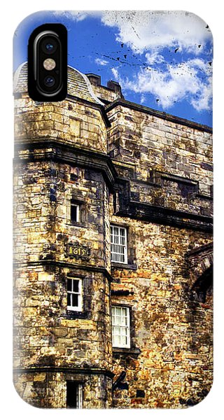 Edinburgh Castle IPhone Case