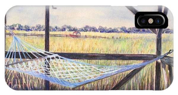 Edisto Afternoon IPhone Case