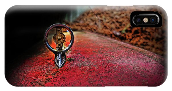 Edsel Emblem IPhone Case