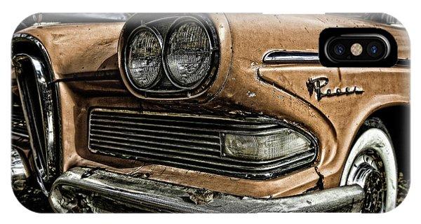 Edsel Ford's Namesake IPhone Case