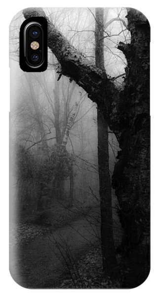 Eerie Stillness IPhone Case
