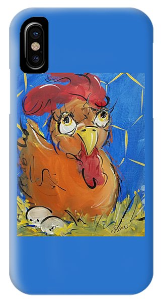 Eggs For Breakfast IPhone Case