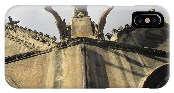 Eglise Saint-severin, Paris IPhone Case