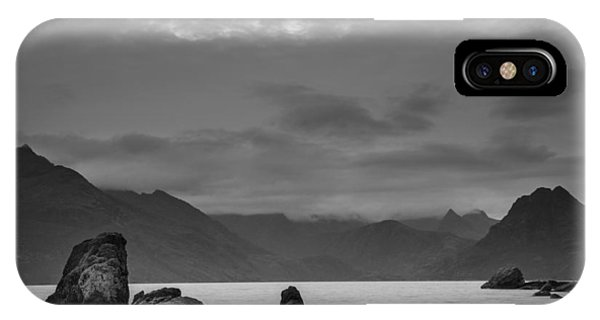 Egol Beach On The Isle Of Skye In Scotland IPhone Case