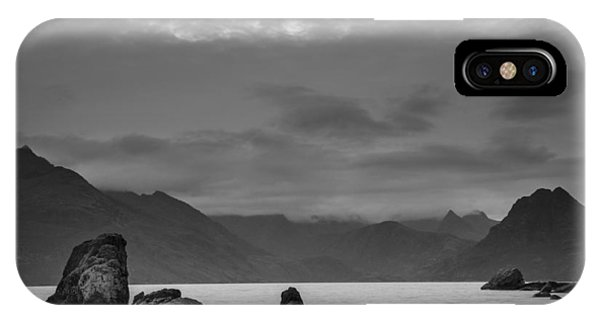 Egol Beach On The Isle Of Skye In Scotland IPhone Case