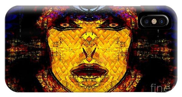 Egypt Goddess  Raet Aka Raettawy IPhone Case
