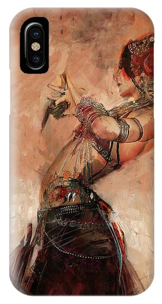 Pharaoh iPhone Case - Egyptian Culture 40 by Mahnoor Shah