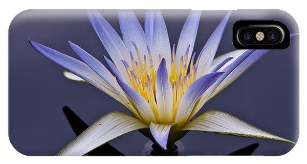 Egyptian Lotus IPhone Case