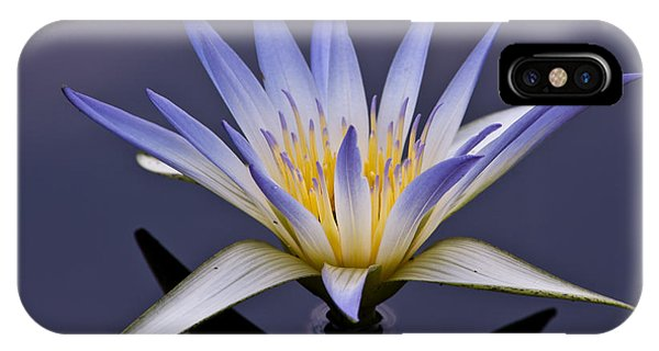 Egyptian Lotus IPhone Case