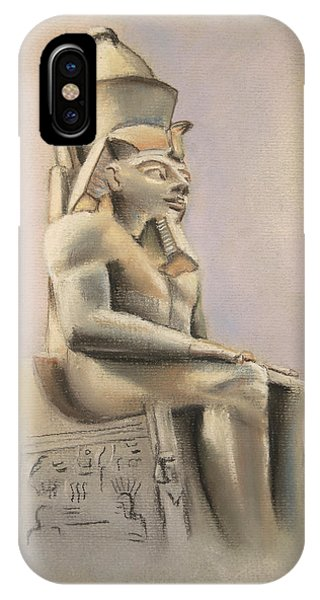 Egyptian Study II IPhone Case