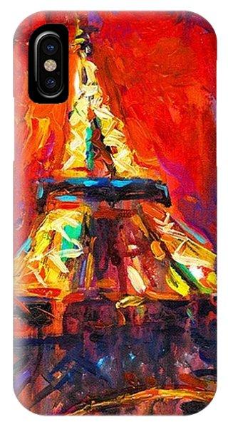 Eifell Tower By Svetlana Novikova ( All IPhone Case