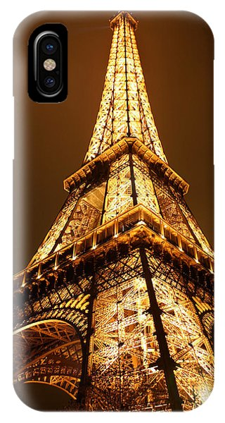 Paris iPhone Case - Eiffel by Skip Hunt