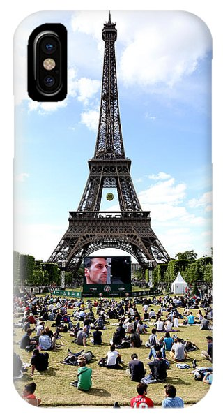 Eiffel Tower 14 IPhone Case
