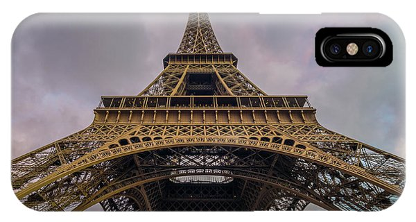 Eiffel Tower 5 IPhone Case