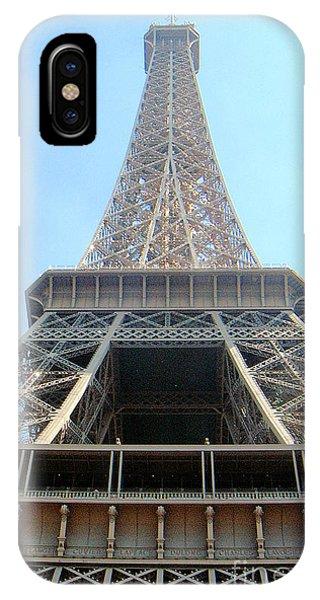 Eiffil Tower Paris France  IPhone Case