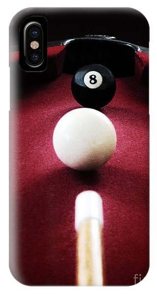 Eight Ball IPhone Case
