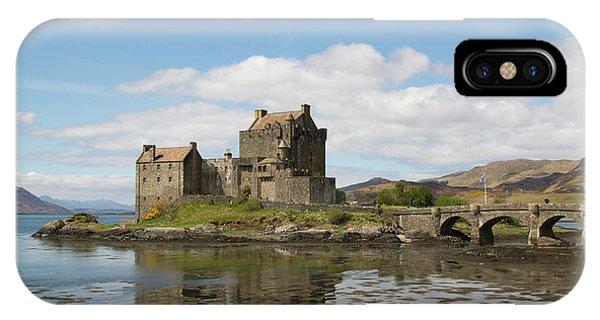 Eilean Donan Castle - Scotland IPhone Case