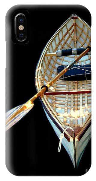 Eileen's Canoe IPhone Case