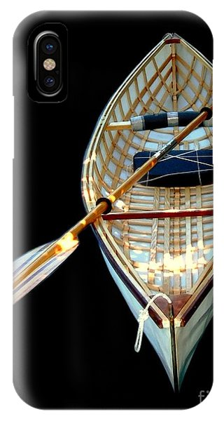 Eileen's Canoe IPhone Case