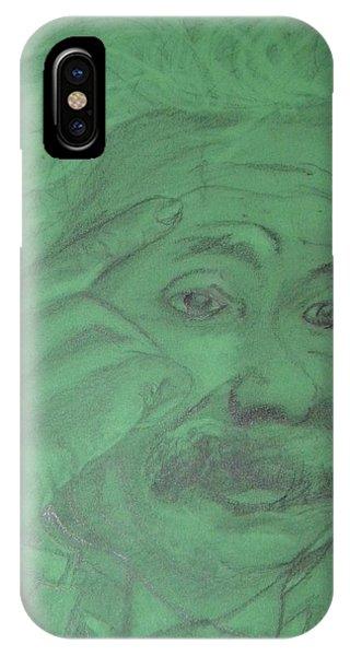 Einstein IPhone Case