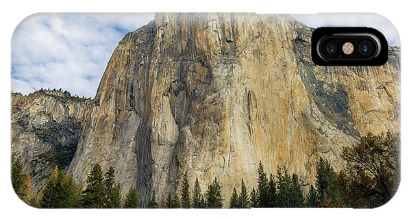 El Cap #2 IPhone Case