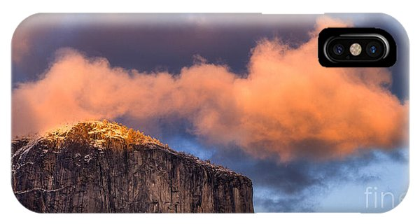 El Cap Glow IPhone Case