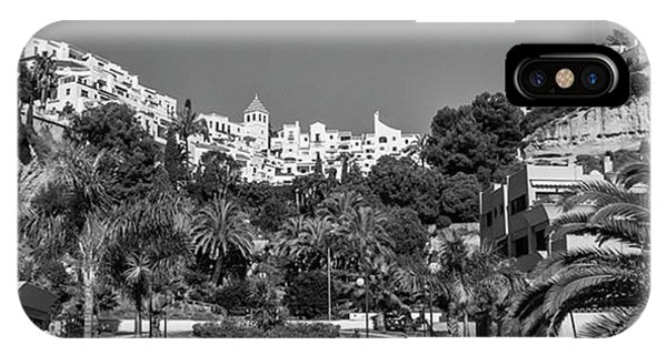 Holiday iPhone Case - El Capistrano, Nerja by John Edwards