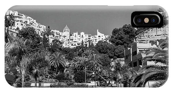 iPhone Case - El Capistrano, Nerja by John Edwards