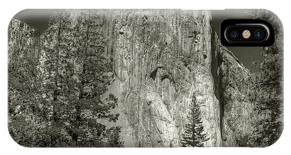 IPhone Case featuring the photograph El Capitan by Michael Kirk