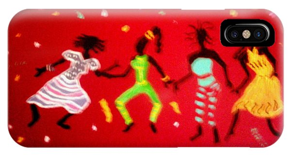 El Carnaval2 IPhone Case