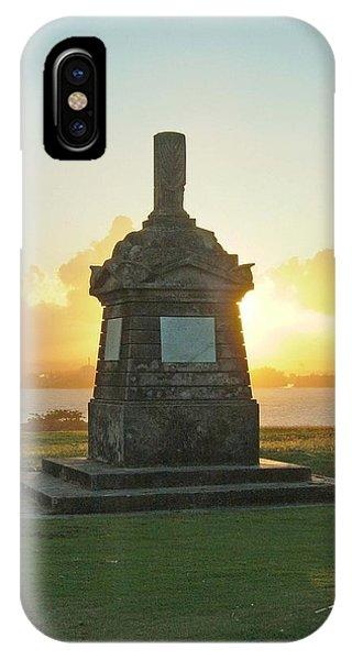 El Morro San Juan Puerto Rico IPhone Case