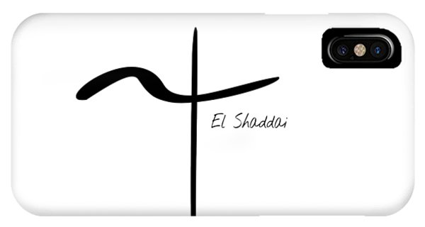 El Shaddai IPhone Case