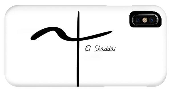 El Shaddai IPhone Case