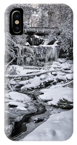 Elakala Falls IPhone Case