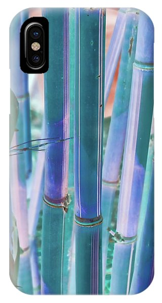 Electric Bamboo 8 IPhone Case