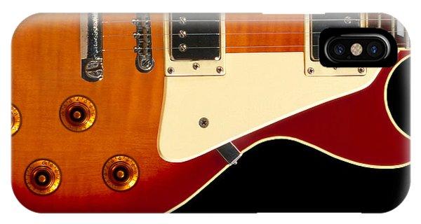 Electric Guitar 4 IPhone Case