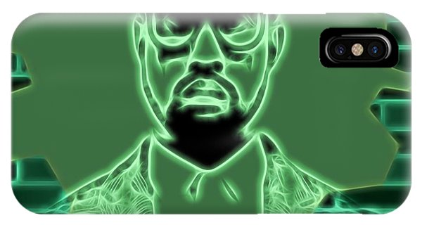 Electric Kanye West Graphic IPhone Case