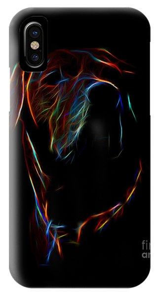 Electric Ridgeback IPhone Case
