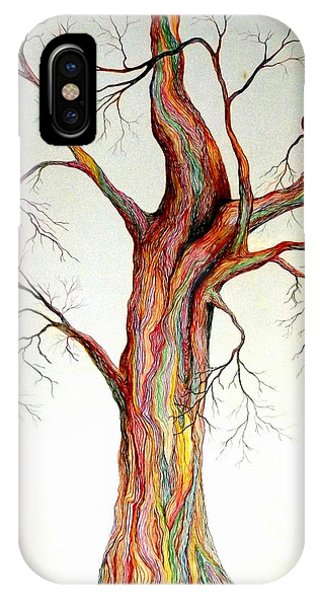 Electric Tree IPhone Case