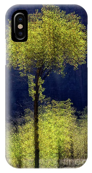 Elegance In The Park Vertical Adventure Photography By Kaylyn Franks IPhone Case