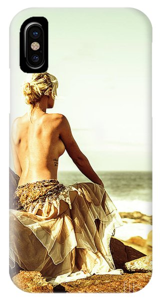 Blond iPhone Case - Elegant Classical Beauty  by Jorgo Photography - Wall Art Gallery