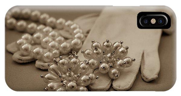 Elegant Lifestyle IPhone Case