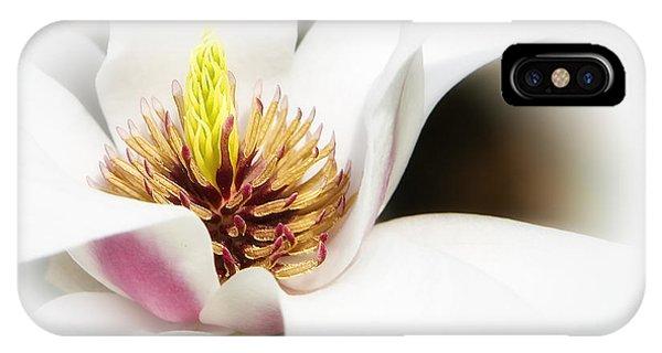 Elegant Magnolia IPhone Case