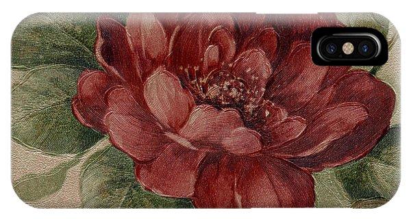 Elegant Rose IPhone Case