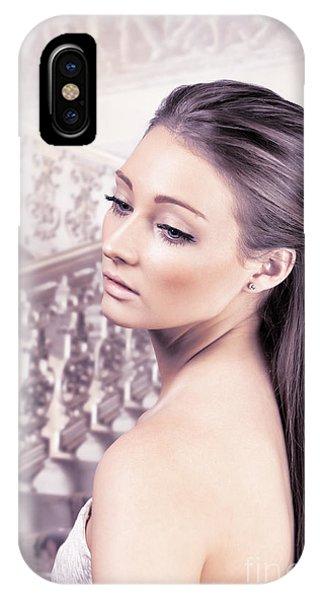 Elegant Woman IPhone Case