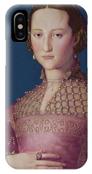 Eleonora Da Toledo IPhone Case