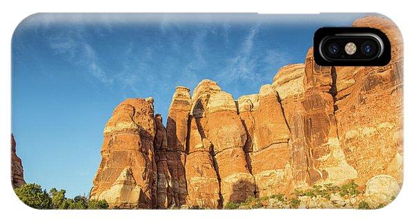 Elephant Canyon Sunset IPhone Case