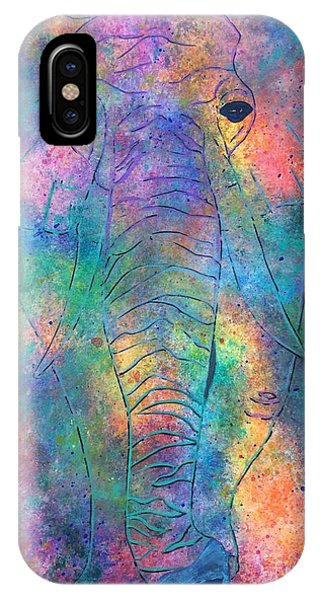 Elephant Spirit IPhone Case